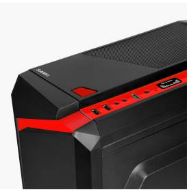 Esport-2 Black Red