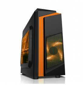 Esport-2 Black Orange